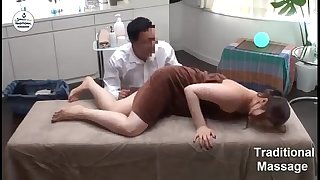 Japanese Rubdown Cute Private with herbal oils and Hot stone Rubdown