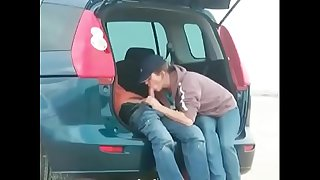Naughty soccer mom gives son's teen friend a butt cheeks