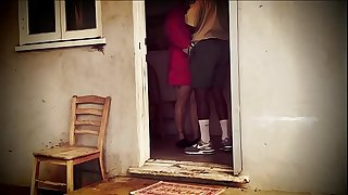 Mature Neighbor Sucks Black Boy Scout's Dick