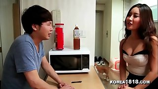 KOREA1818.COM - Lucky Korean Virgin Gets to Screw Warm Korean Babe!