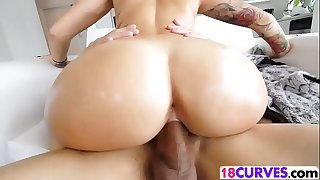Big ass punk Alby gets fucked hardrd