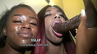 @thisisdslaf On Instagram- 2 Ebony Teens Sucking BBC- DSLAF
