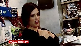 Sara Tommasi e Nando Colelli! Scandaloso Video Porno! XTIME.TV!