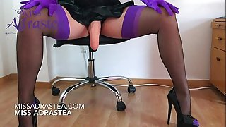 Miss Adrastea Sissy Training